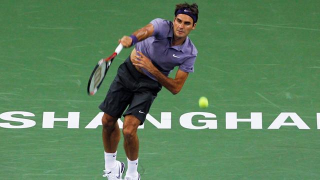 Murray sobre, Federer frais