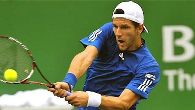 Melzer se joue de Nadal