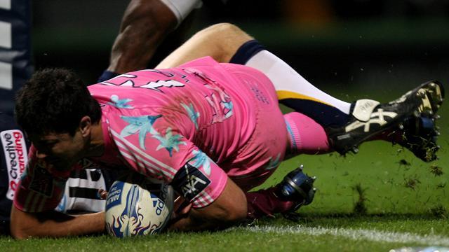 Luck helps Stade win at Leeds