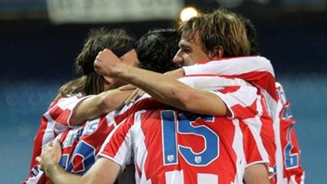 Atletico leave it late in San Sebastian