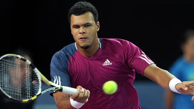 Tsonga out of Davis Cup final