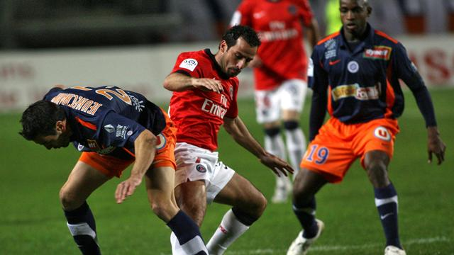 PSG held at Montpellier