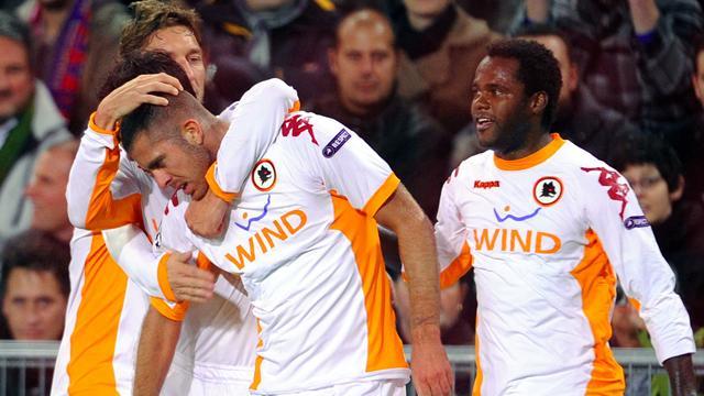 Roma take care of Basel