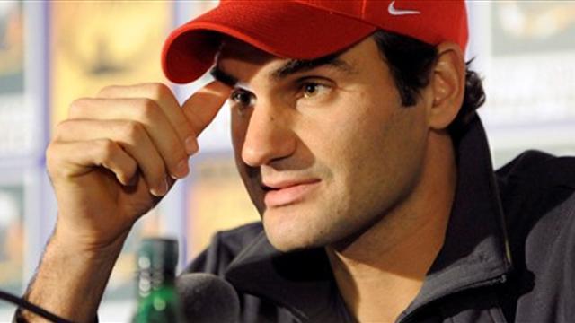 """Federer : """"Comme Llodra"""""""