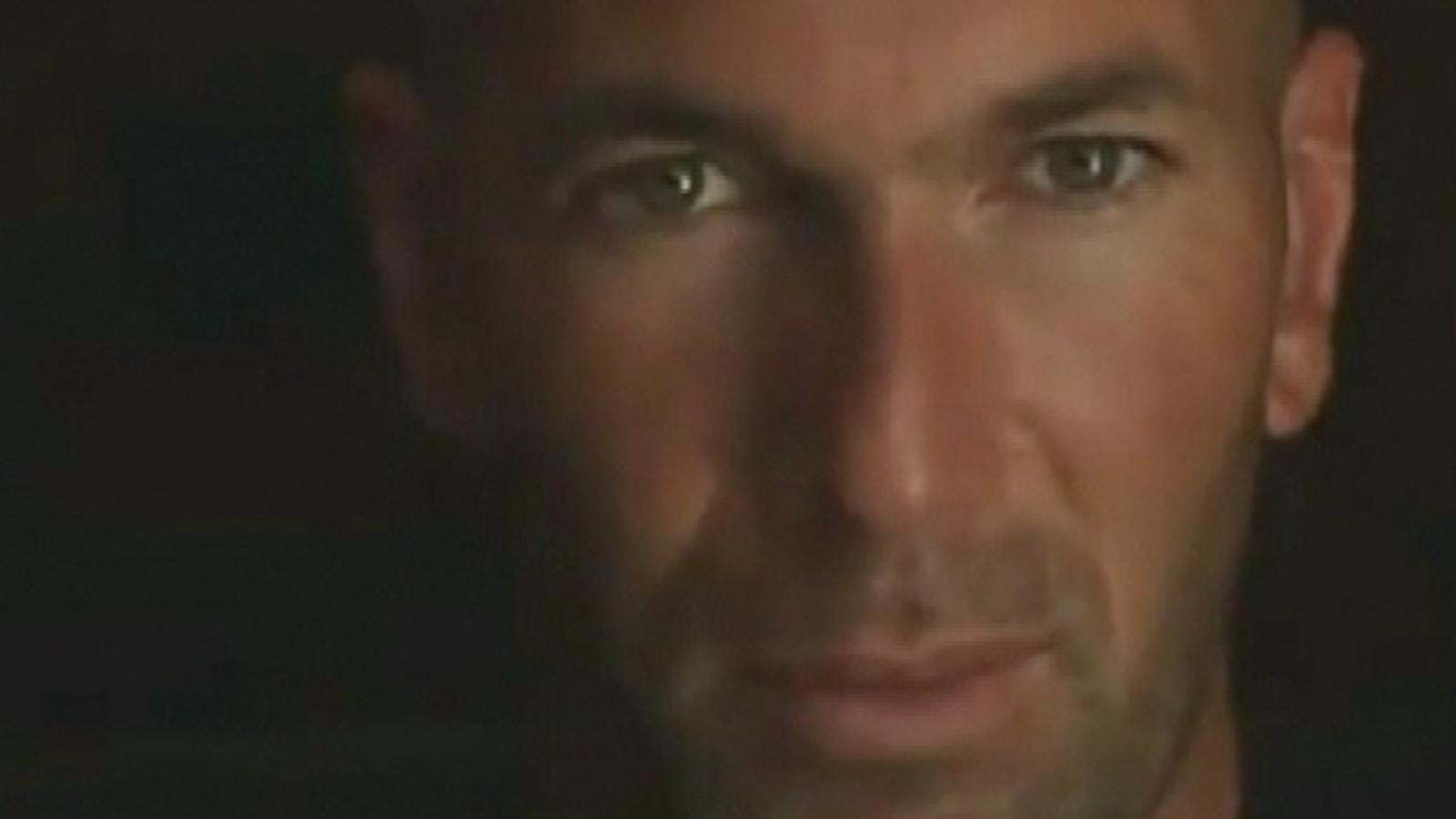 Zidane L Autoportrait Football Eurosport