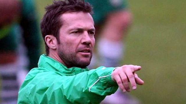 Matthaus picks squad to face England
