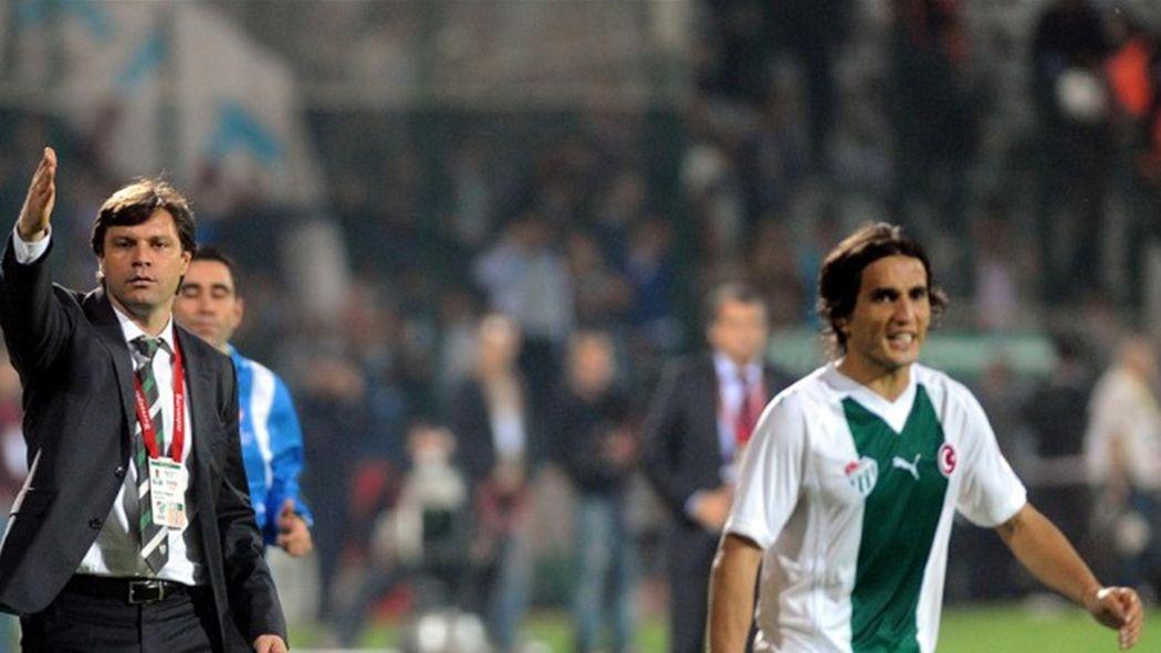 Keçeli den veda - Süper Lig 2010-2011 - Futbol - Eurosport ff37d0030ca