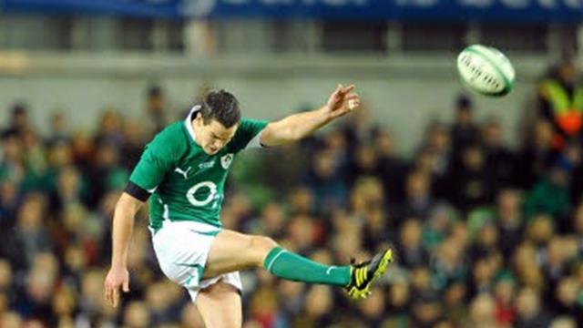 L'Irlande était au-dessus