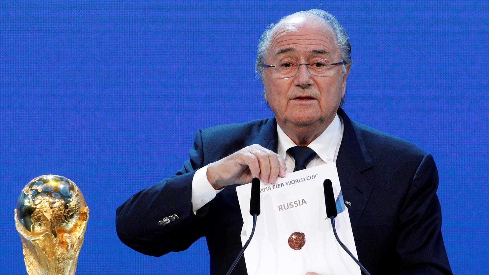 Russie qatar duo gagnant coupe du monde 2018 football eurosport - Gagnant de la coupe du monde ...