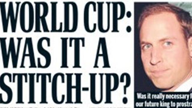 Британские СМИ: «У Англии не было никаких шансов»