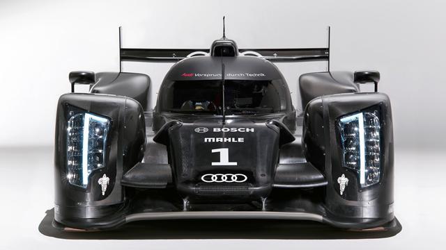 Audi présente sa R18