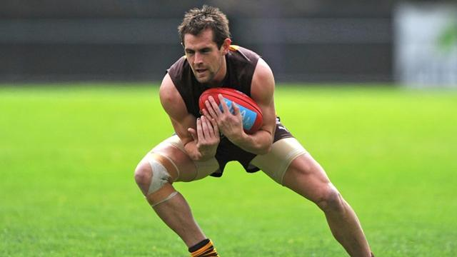 Hodge could make AFL return as Hawks sub