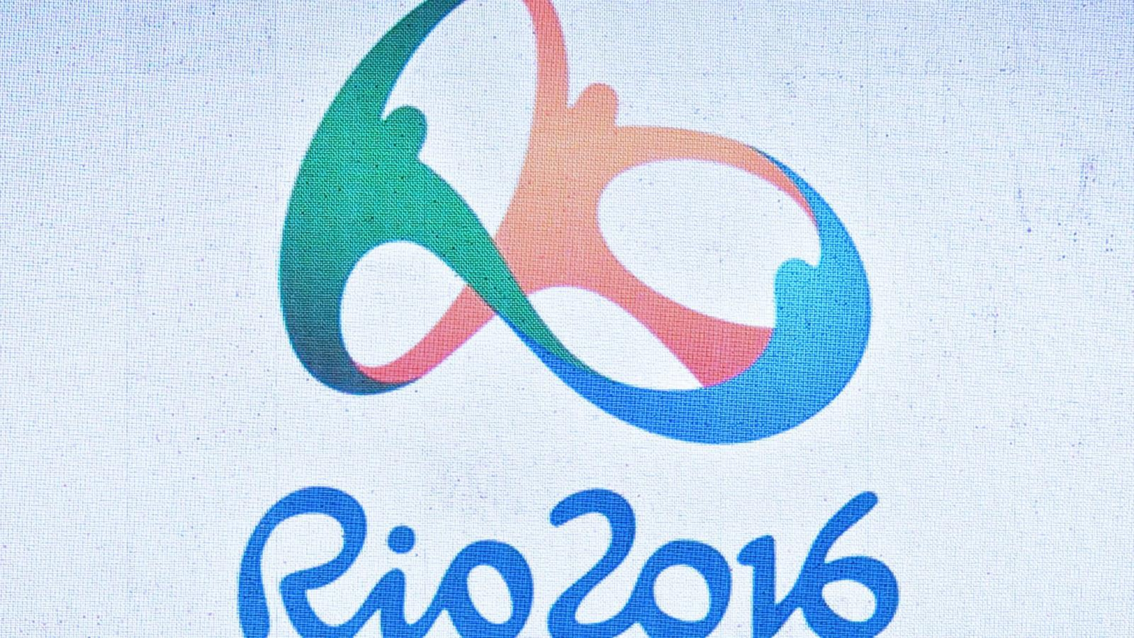 Логотип Игр в Рио - Рио-2016 - Олимпийские игры - Eurosport