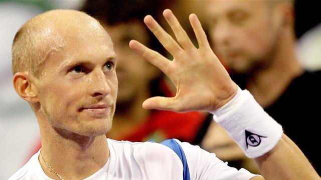Tennis : Davydenko prend sa retraite