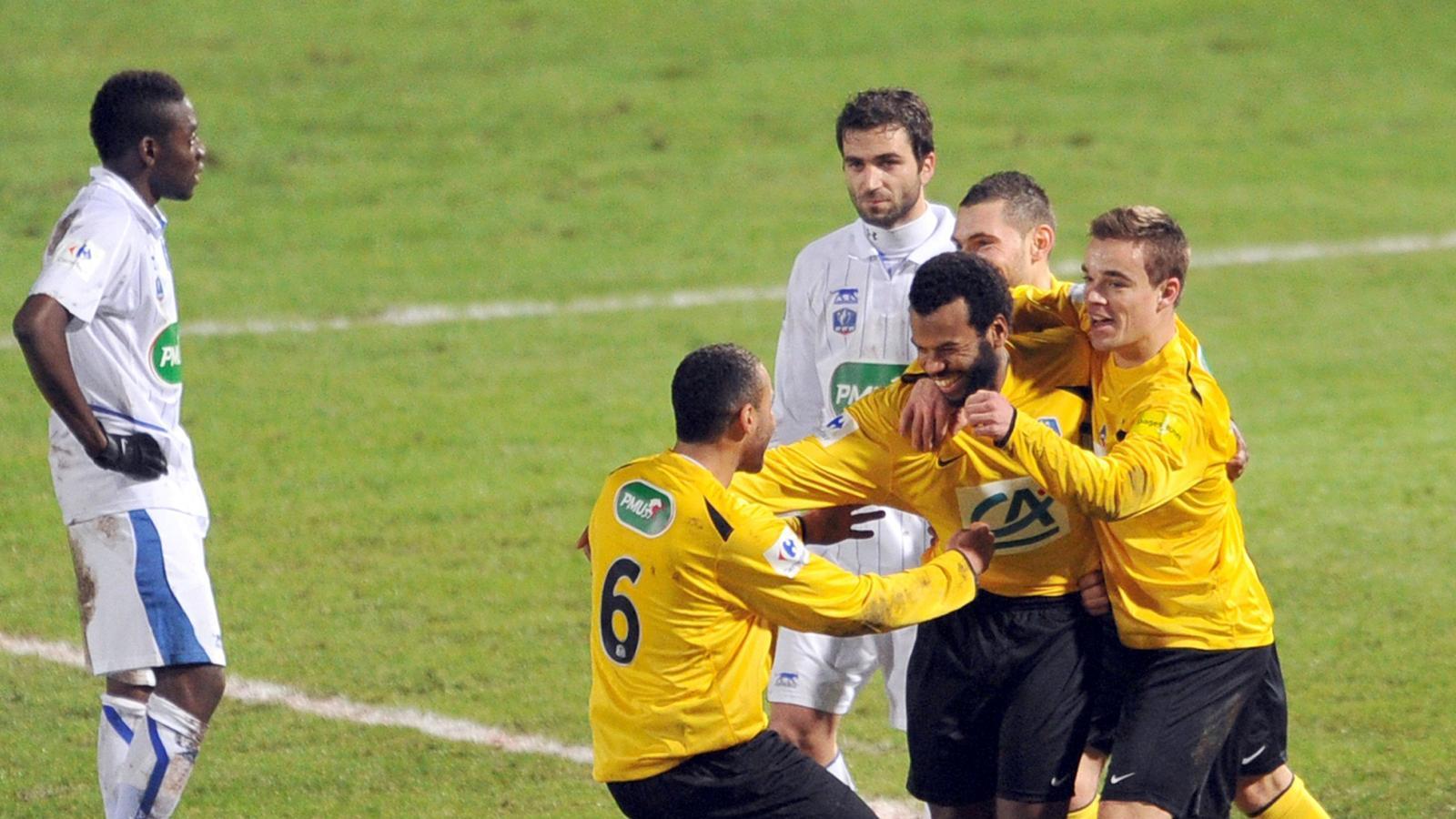 La ligue 1 ne r pond plus coupe de france 2010 2011 - Resultats coupe de la ligue 1 football ...