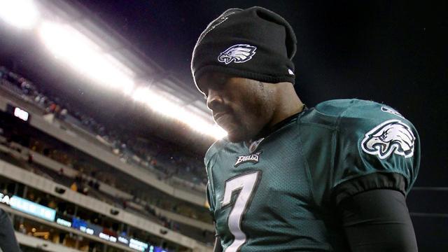 Vick hurt again in Eagles preseason game