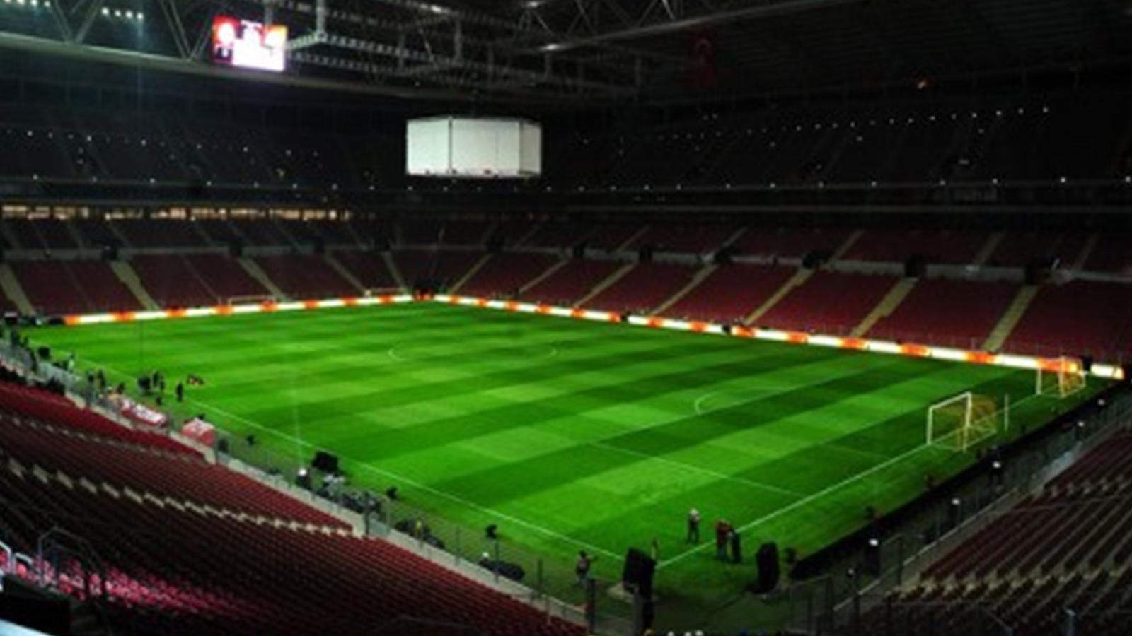 Galatasaray'dan Türk Telekom Arena atağı
