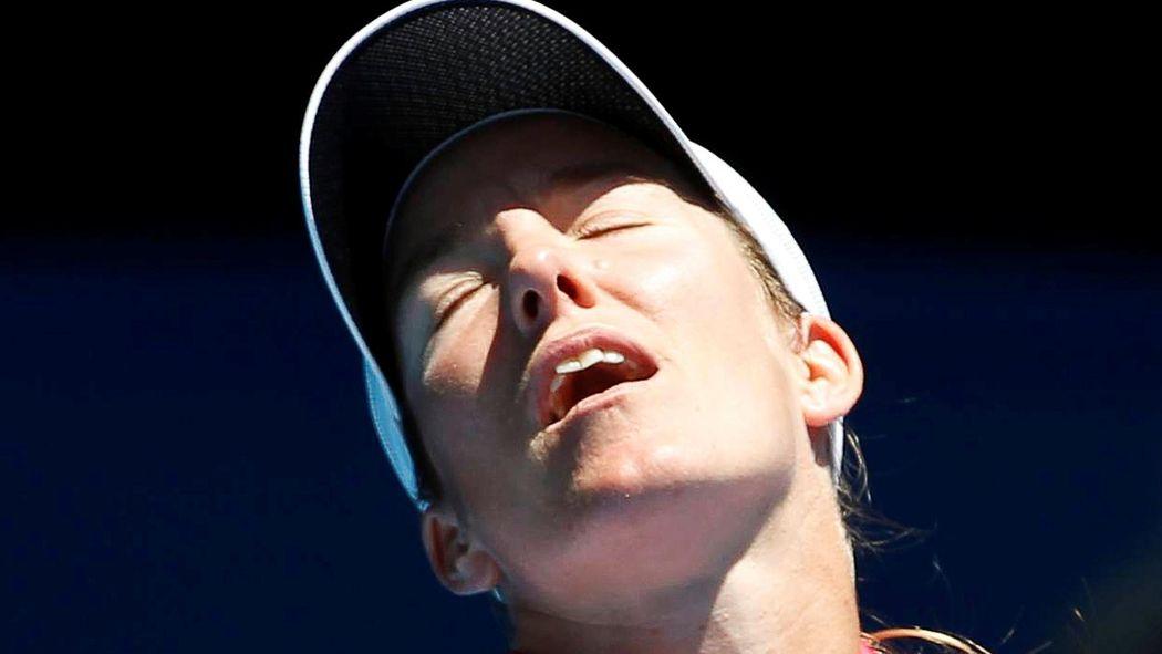 Women Henin Knocked Out Australian Open 2010 Tennis Eurosport