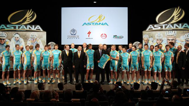Astana a tourné la page