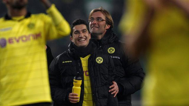 Dortmund Nuri'yi yalanladı