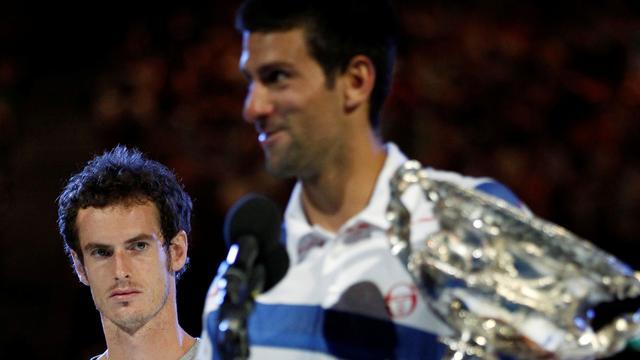 FACTBOX: Novak Djokovic v Andy Murray head-to-head ...