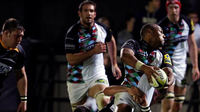 Round-up: Quins win in Abu Dhabi
