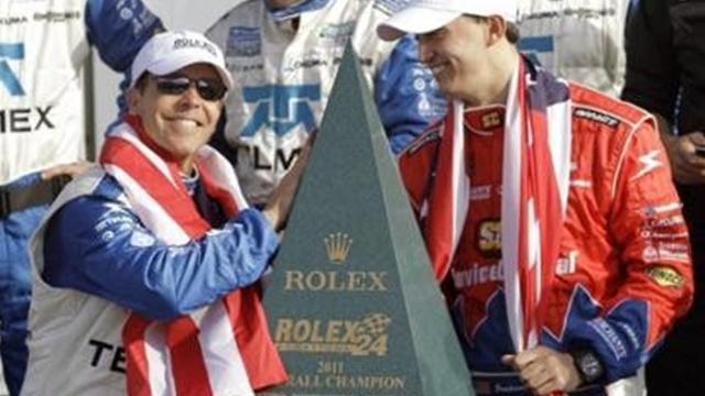 Pruett wins Daytona 24 Hours