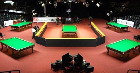 Snooker-German Masters century breaks