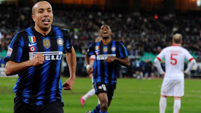 Inter grind out win at Bari