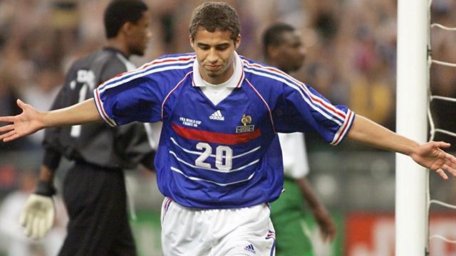 Trezeguet's World Cup shirt destroyed by customs