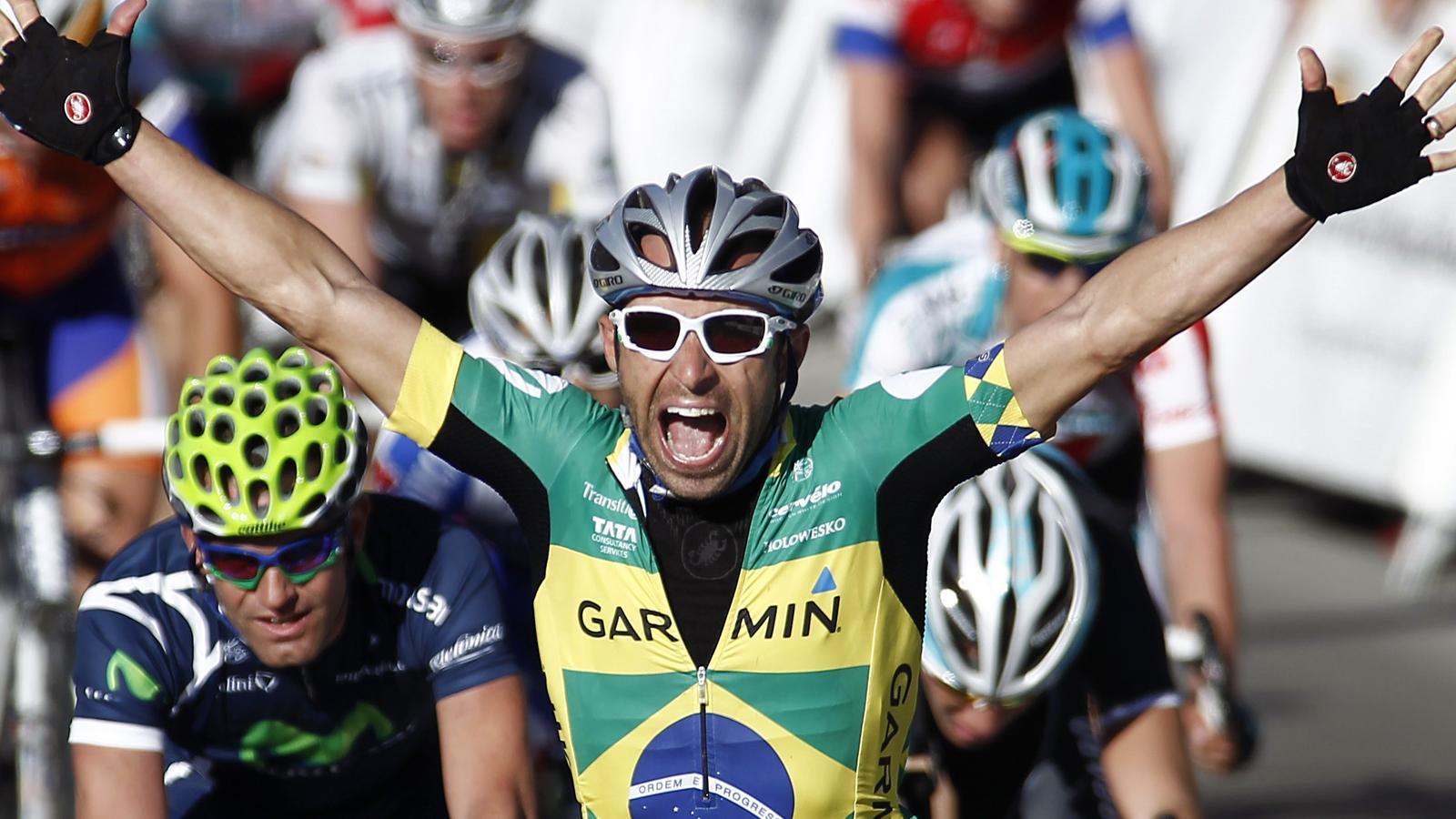 Murilo Fischer Cyclist Murilo Fischer Afp Cycling