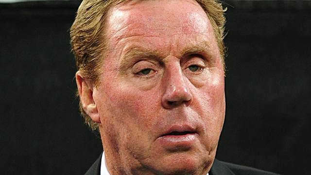 Tottenham confirm Redknapp departure