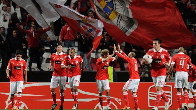 Round-up: Benfica down Stuttgart
