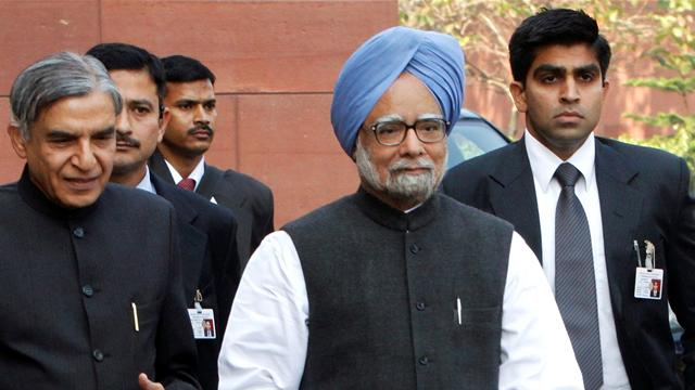 Indian PM vows to crackdown on corruption