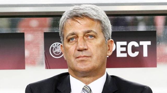 Petkovic named Lazio boss