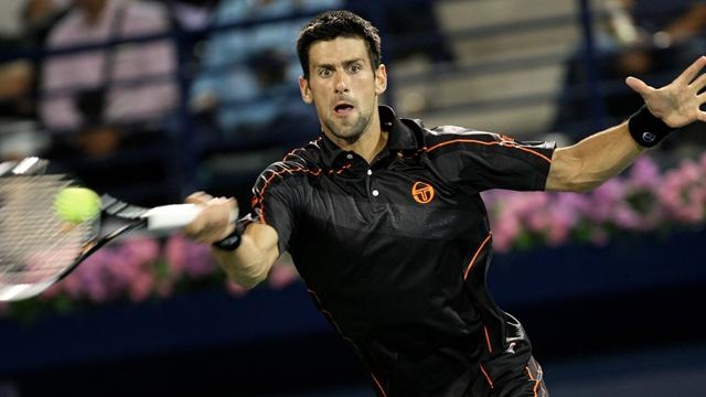 Djokovic domine encore Federer