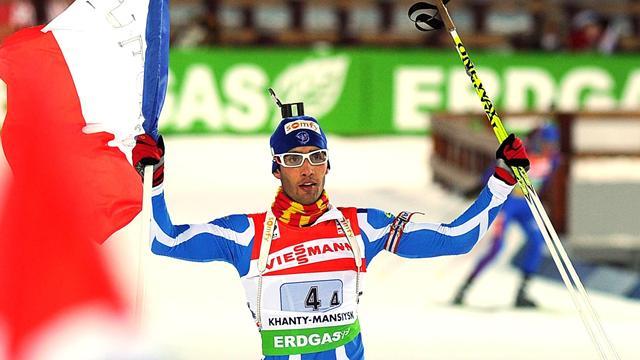 Fourcade champion du monde !