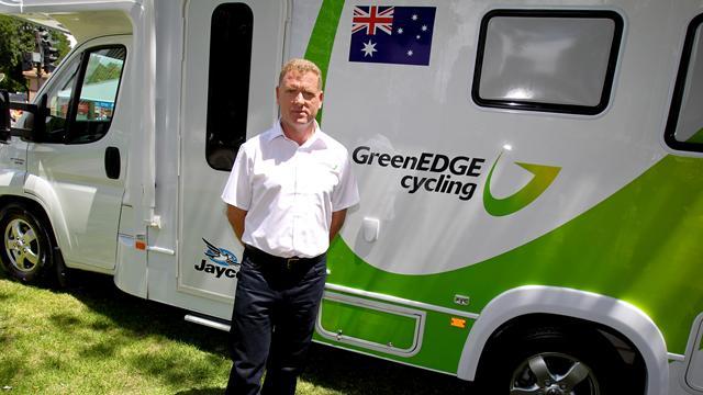 GreenEDGE named in UCI top 15