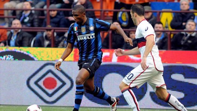 Round-up: Inter thrash Genoa