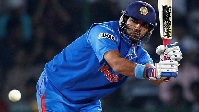 Short Biography of cricketer Yuvraj Singh