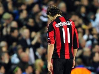 Ibra flops in Europe again-FOOTBALL-Serie A