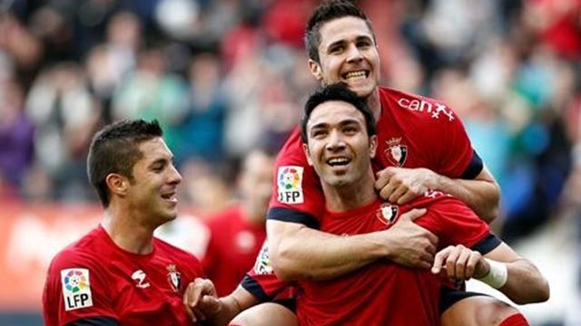 Osasuna star returns to Iran