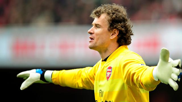 Lehmann jumps at Arsenal return