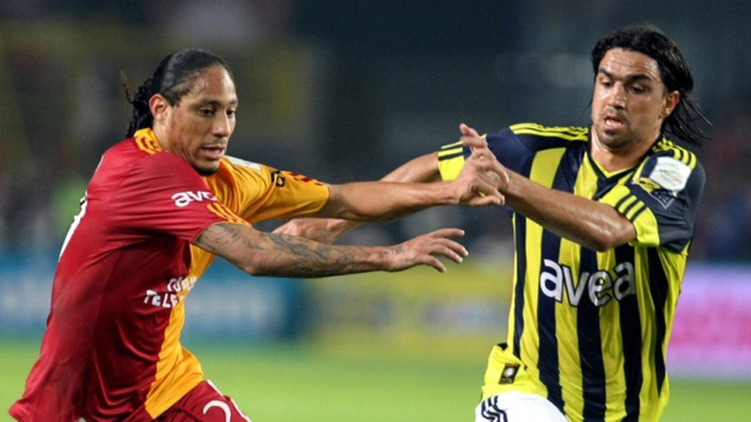 Fenerbahçe'in Kadıköy'de Galatasaray'a Yenilmediği 19 lig maçı 14