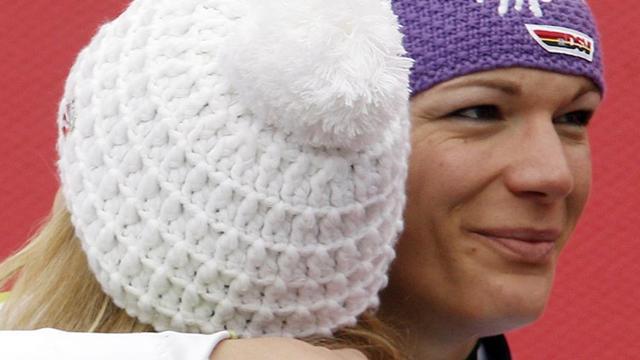 Riesch wins women's World Cup