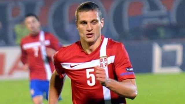Vidic quits Serbia duty