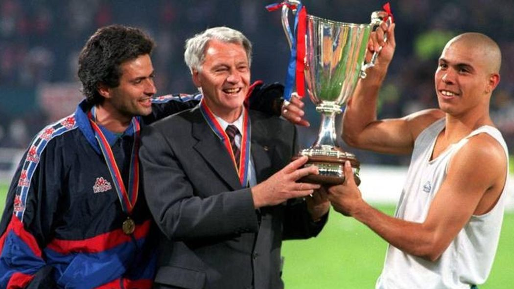 Image result for mourinho robson