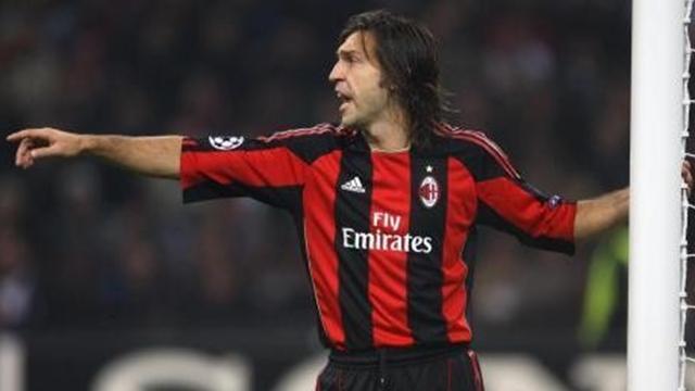 Пути «Милана» и Пирло разошлись
