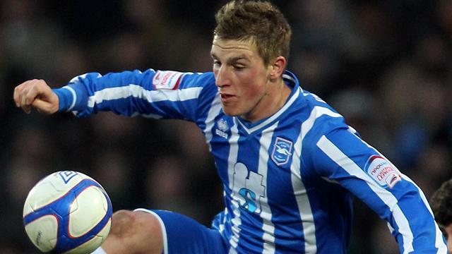 Brighton close on promotion