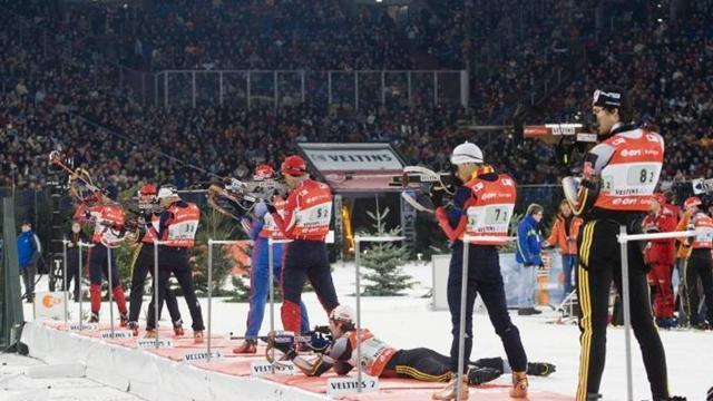 «Гонка чемпионов» стартует в Москве